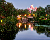 Expedition Everest Setting