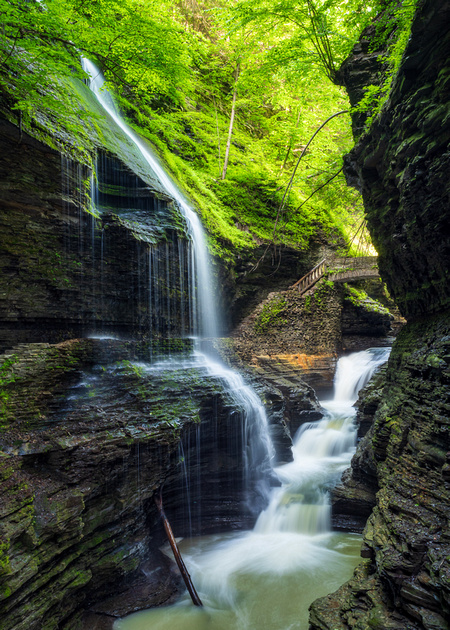 MLCreations Photography: Watkins Glen &emdash; Iconic Watkins Glen
