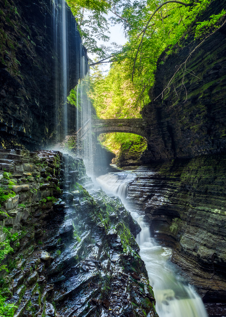MLCreations Photography: Watkins Glen &emdash; Let It Fall