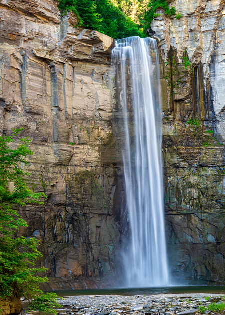 MLCreations Photography: Taughannock Falls &emdash; It All Falls Down