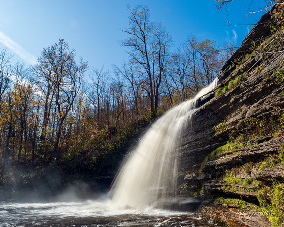 MLCreations Photography: Pixley Falls &emdash; One From the Side