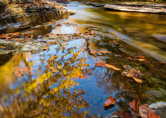 MLCreations Photography: Blog Post Related &emdash; Autumn in the Water