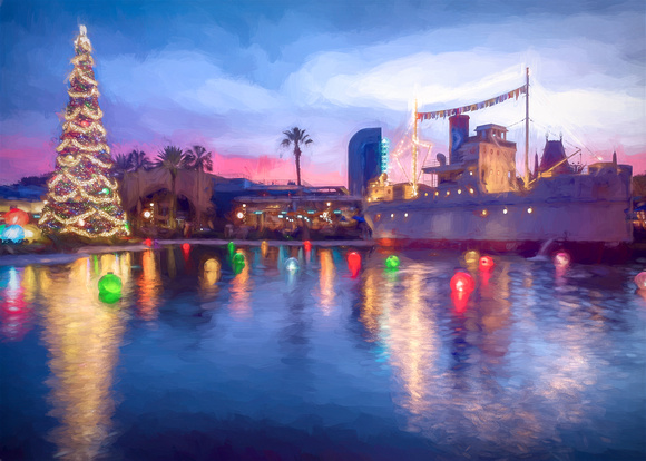 MLCreations Photography: Disney Art &emdash; Hollywood Holidays