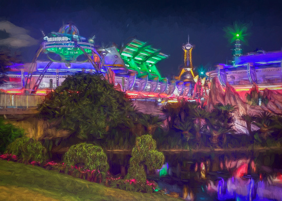 MLCreations Photography: Disney Art &emdash; Tomorrowland - Take 2