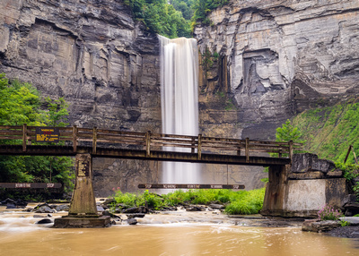 MLCreations Photography: Taughannock Falls &emdash; Mighty Taughannock Falls