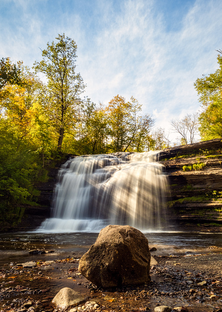 MLCreations Photography: Pixley Falls &emdash; Autumn Alive
