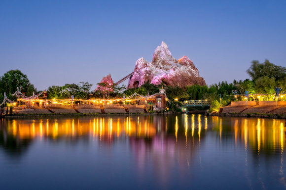 Rivers of Light Stage
